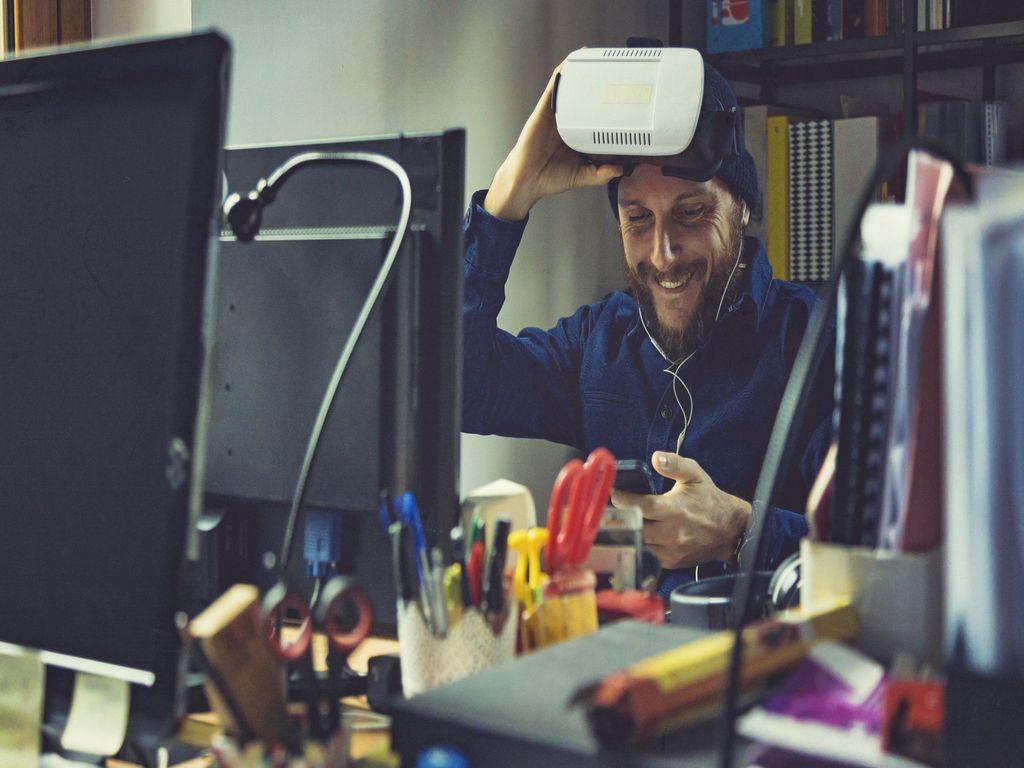 AR/VR Realidad Aumentada y Realidad Virtual