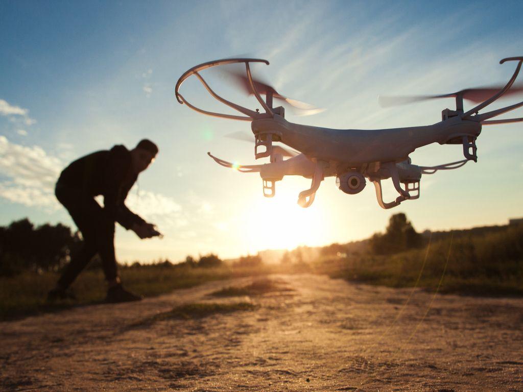 Drones y Robótica